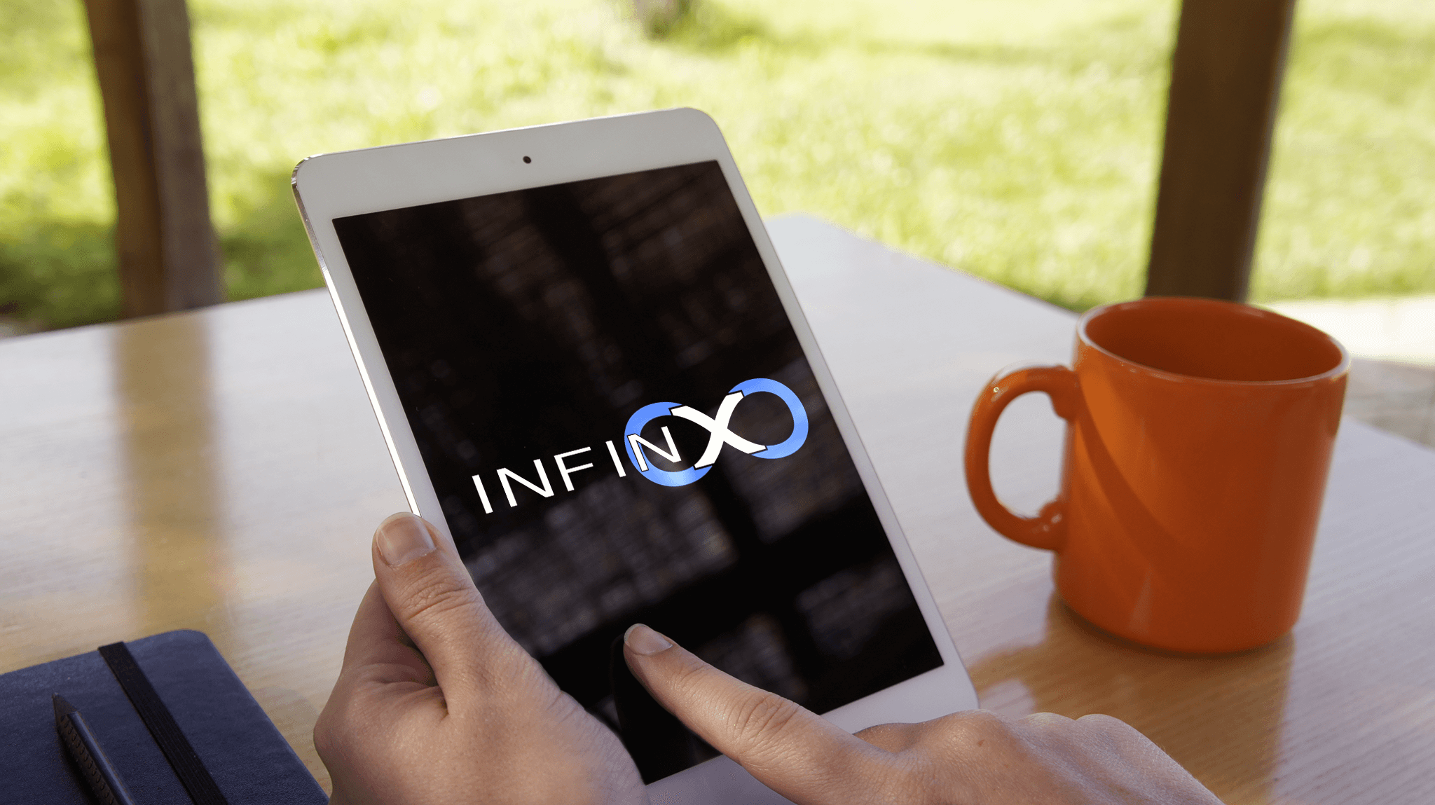 iPad App made by InfinX